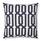 Outdoor Printed Graphic Links Pillow Cover, 22