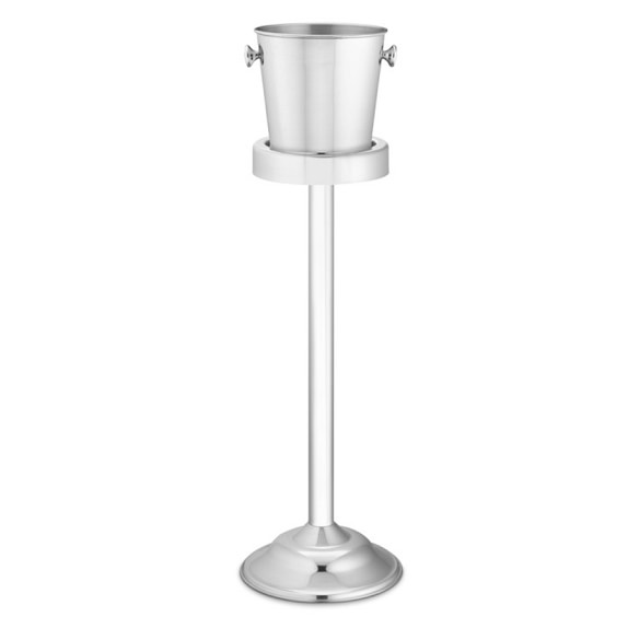 Stainless-Steel Wine Bucket with Stand