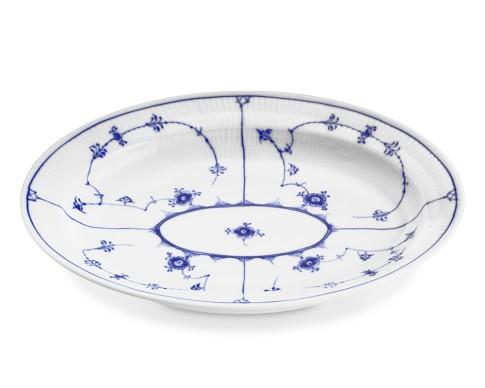 Royal Copenhagen Blue Fluted Plain Oval Platter