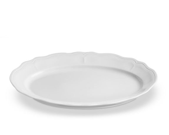 Pillivuyt Queen Anne Platter