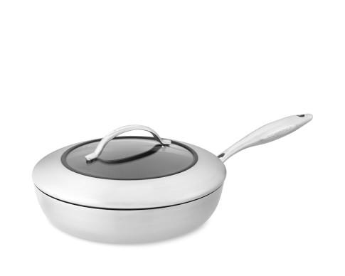 Scanpan CTX Nonstick Sauté Pan with Lid, 2 1/2-Qt.