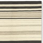 Saddle Blanket Dhurrie Variegated Rug Swatch