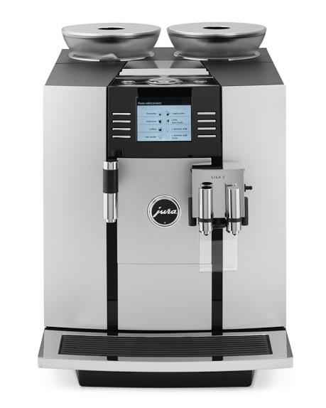 Jura Giga 5 Automatic Coffee Center Espresso Maker, Silver