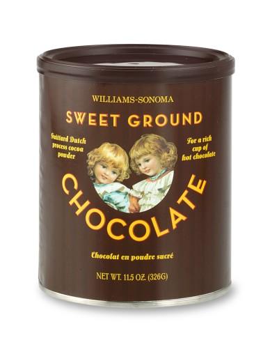 Williams-Sonoma Sweet Ground Chocolate