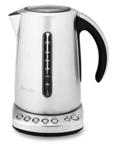 Breville Variable-Temperature Tea & Coffee Kettle, Model # BKE820XL