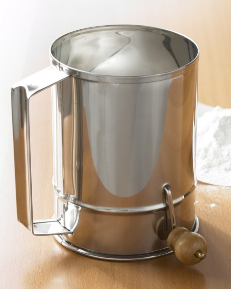 Flour Sifter, 5-Cup