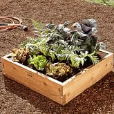 Farmer D Cedar Raised Bed Kit, 3' X 3', 10
