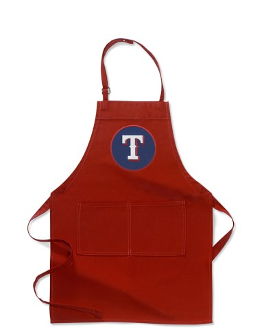 MLB™ Texas Rangers, Kids Apron, Red