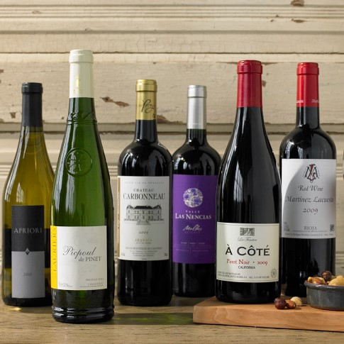 Explorer Wine Club