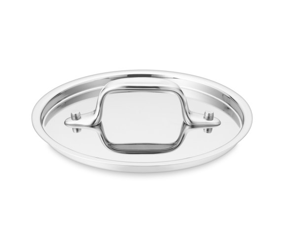 All-Clad Tri-Ply Stainless-Steel Lid, 6
