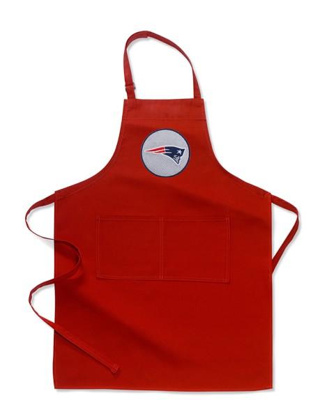 <i>NFL</i>&#8482; New England Patriots Adult Apron, Claret