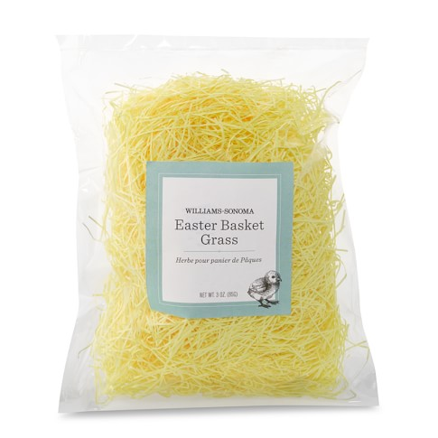 Easter Grass, Yellow