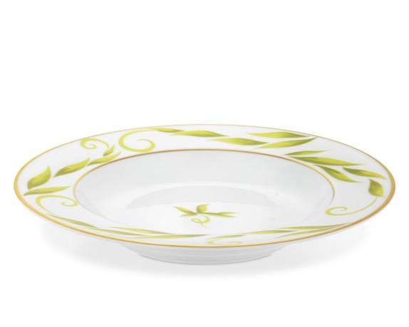 Bernardaud Frivole Rimmed Soup Bowl