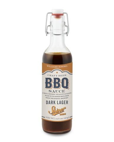 Shiner Bock Craft Beer BBQ Sauce