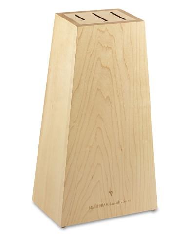 Michel Bras Maple Knife Block Type II