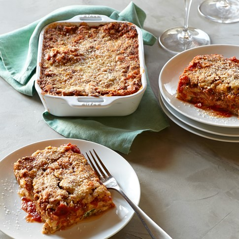 Beef Lasagna, Set of 2