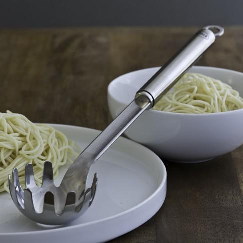 Rösle Stainless-Steel Spaghetti Spoon
