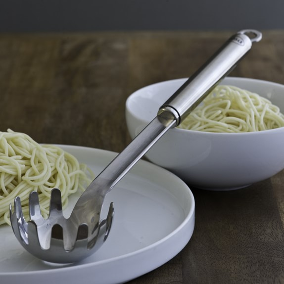 Rösle Stainless-Steel Spaghetti Spoon