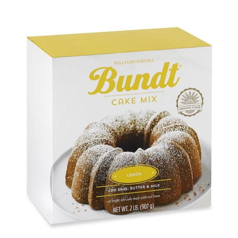 Williams-Sonoma Lemon Bundt® Cake Mix