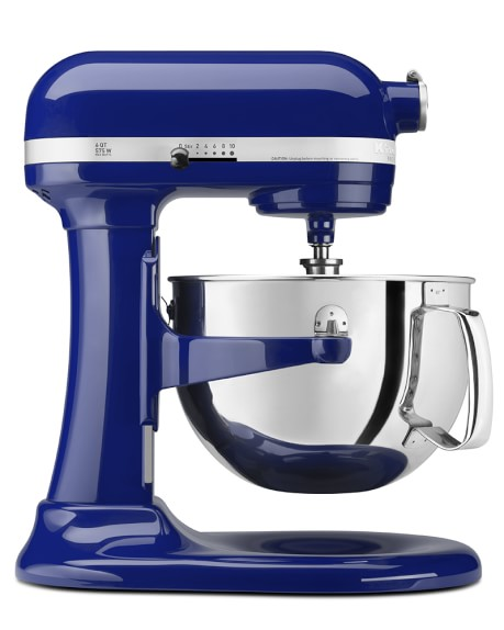 KitchenAid® Pro 600 Stand Mixer, Cobalt Blue