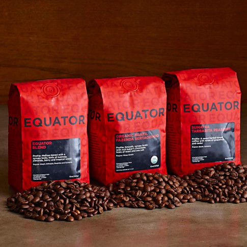 Equator French Press Coffee Collection