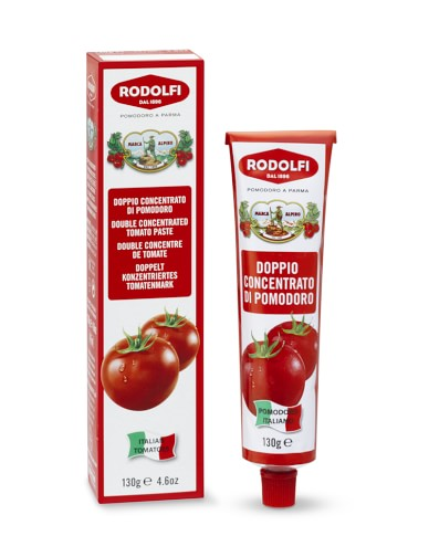 Italian Double Concentrated Tomato Paste