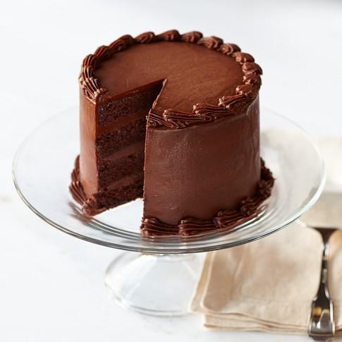 Gluten-Free Chocolate Layer Cake