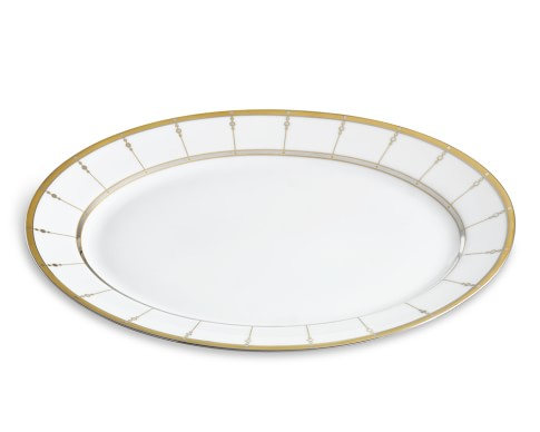 Haviland Tambour Oval Platter
