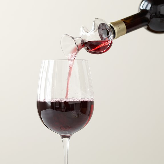 Williams-Sonoma Bottle Top Wine Aerator