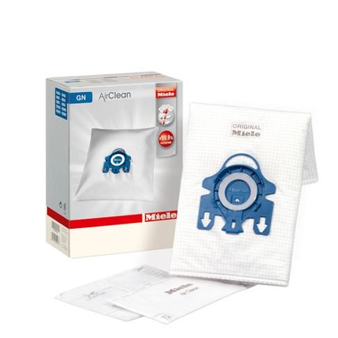 Miele Type G/N AirClean Dust Bags, Set of 4