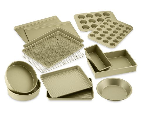 Williams-Sonoma Goldtouch® Nonstick 15-Piece Bakeware Set