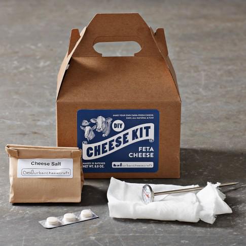 DIY Feta Cheese-Making Kit