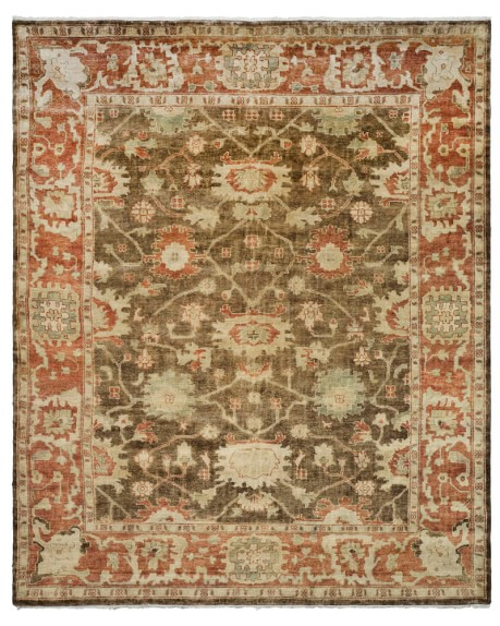 Canyon Sands Oushak Rug, 8' X 10'