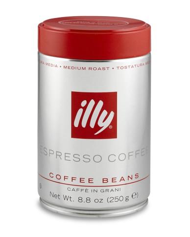 Illy Espresso, Whole Bean, Medium Roast