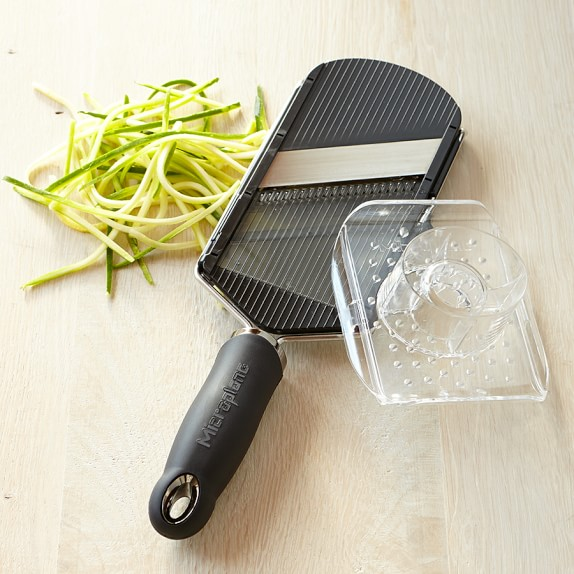 Microplane® Adjustable Slicer with Julienne Blade