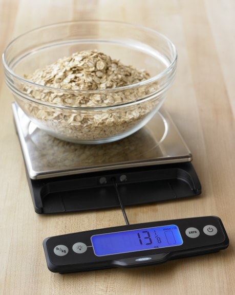 OXO Food Scale, 11lb. Capacity