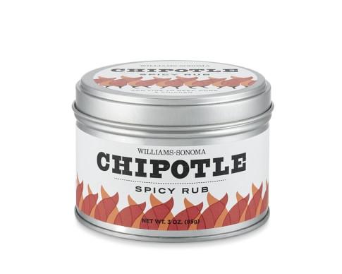 Spicy Chipotle Rub