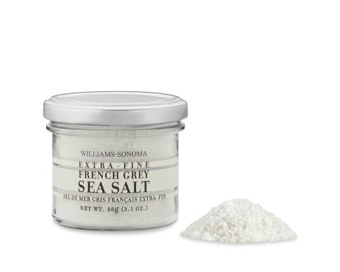 Williams-Sonoma Extra-Fine French Grey Sea Salt