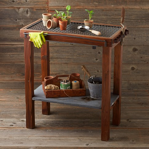Agrarian Potting Table