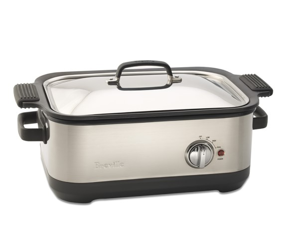 Breville Slow Cooker with Easy Sear®, Model # BSC560XL