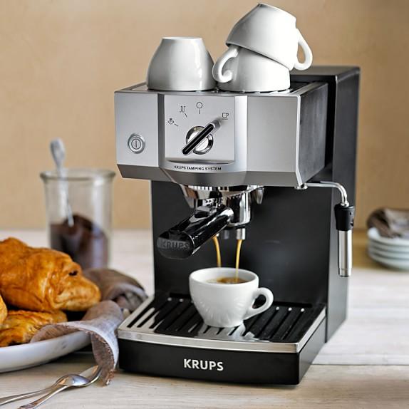Krups Precise Tamp Espresso Maker