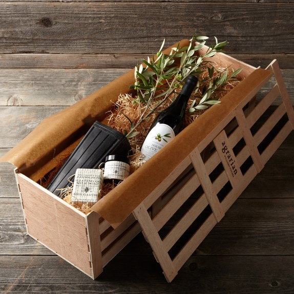 The Olive Crate