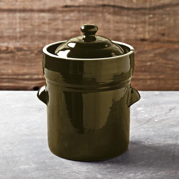 Fermentation Pot, Olive