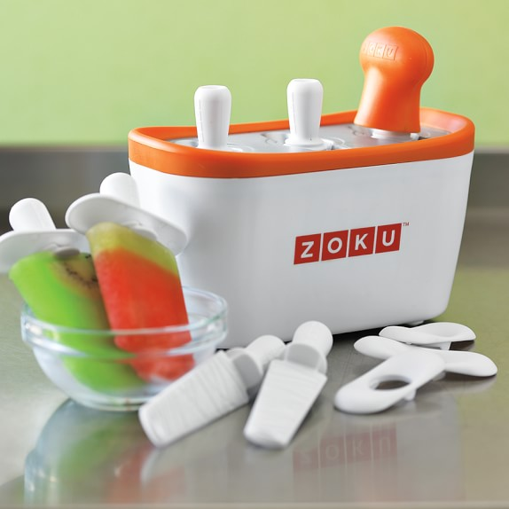 Zoku Quick Pop Maker, White
