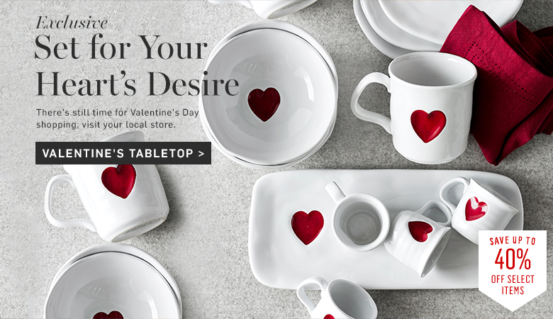 Valentine's Day Tabletop
