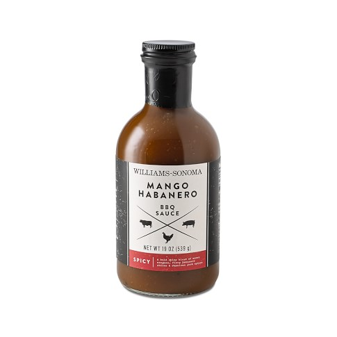 Williams-Sonoma BBQ Sauce, Mango Habanero
