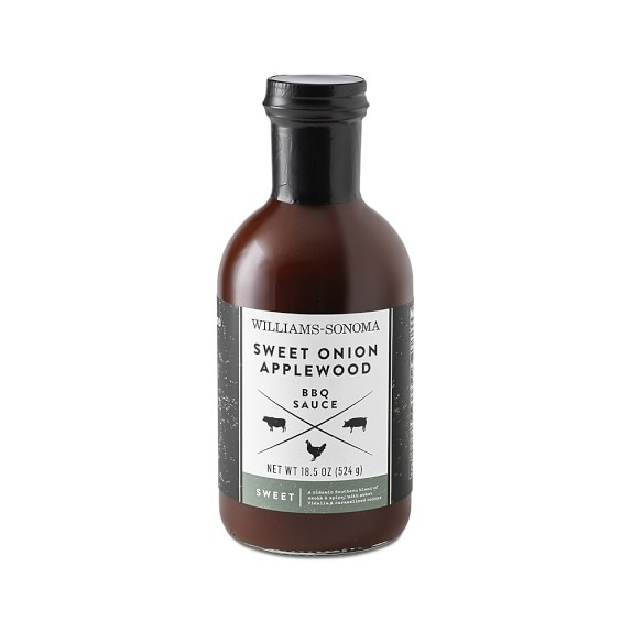 Williams-Sonoma BBQ Sauce, Sweet Onion Applewood