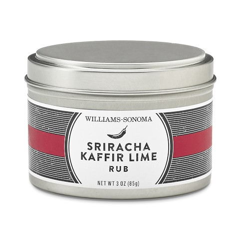 Williams-Sonoma Sriracha Kaffir Lime Rub