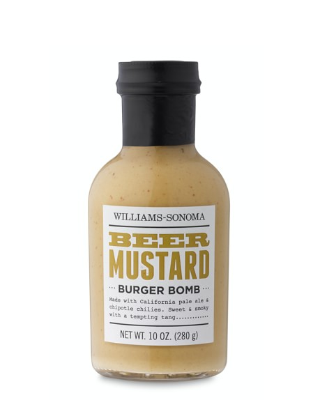 Williams-Sonoma Beer Mustard