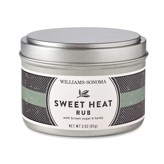 BBQ sweet heat rub